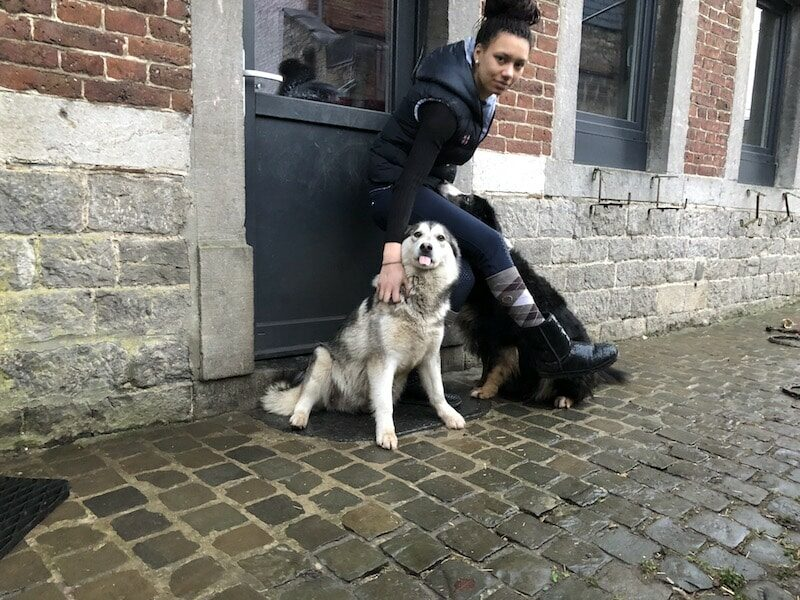 Xéna (adopted)
